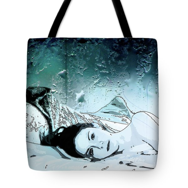 Rainy Day Tote Bag