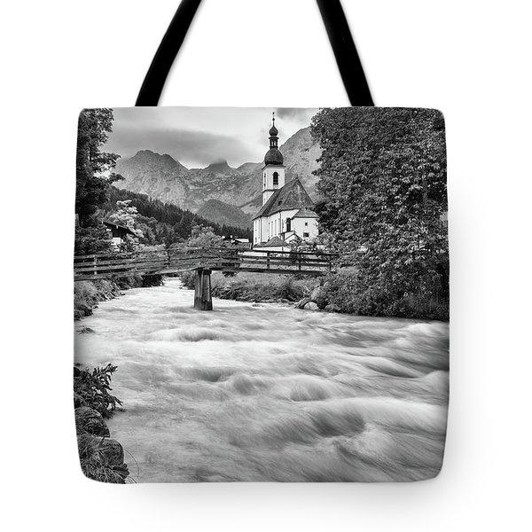 Ramsau, Bavaria Tote Bag