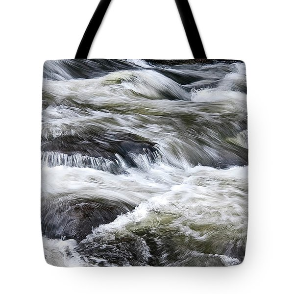 Rapids At Satans Kingdom Tote Bag