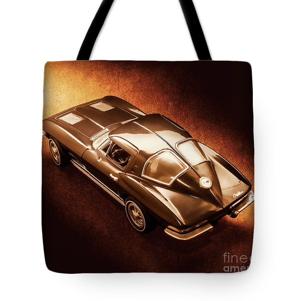 Ray Tail Tote Bag