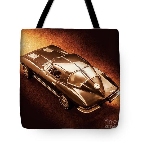 Ray Tail Tote Bag