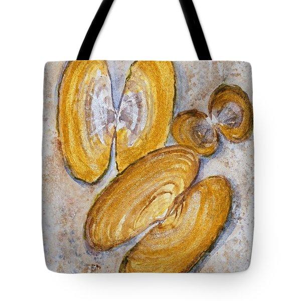 Razor Clams #2 Tote Bag