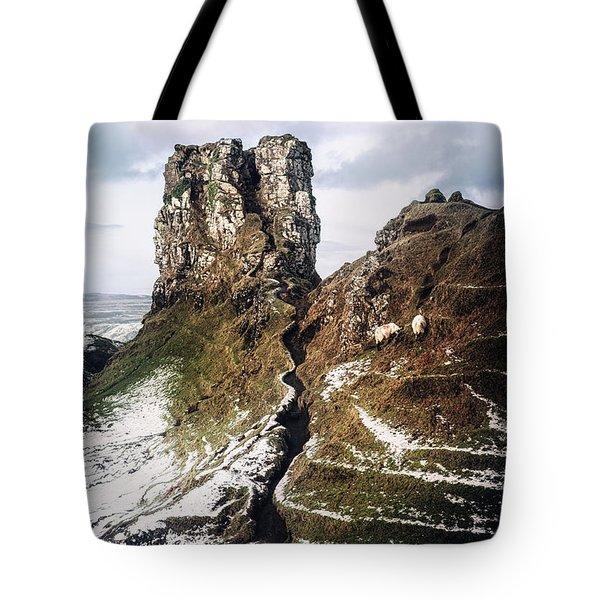 Reach For Me Tote Bag