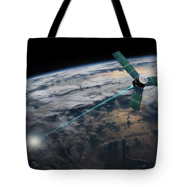 Reach Out And Touch Someone Tote Bag