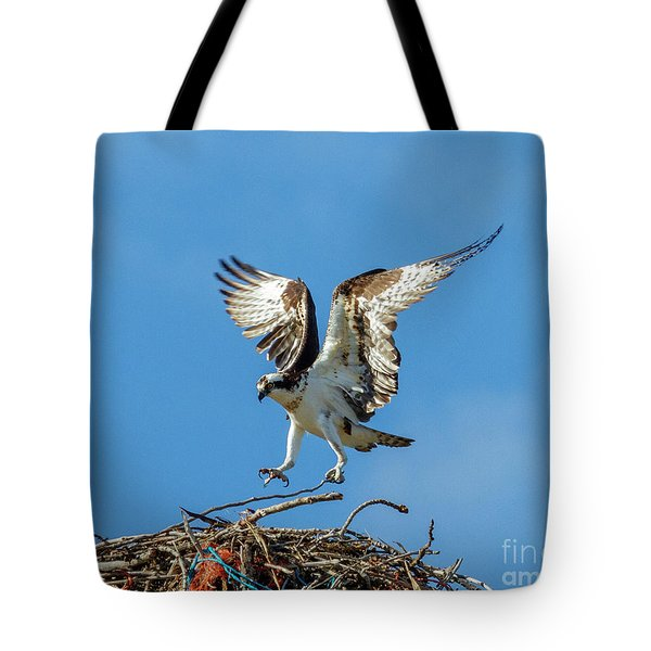 Reaching For Home Tote Bag