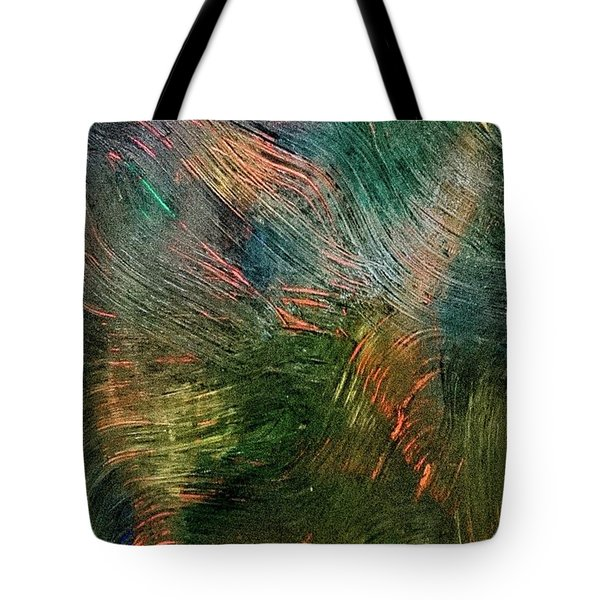 Reaching For The Sword Tote Bag