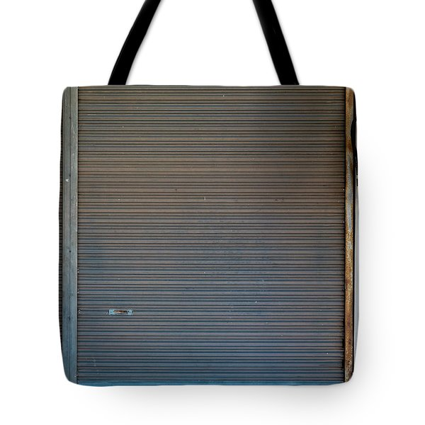 Tote Bag featuring the photograph Ready For Any Emergency by Jeremy Holton