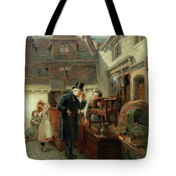 Real Antique Tote Bag