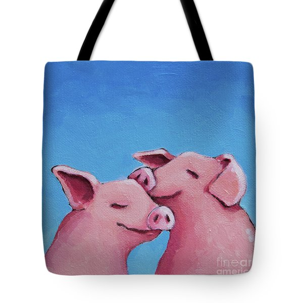 Real Friendships Tote Bag