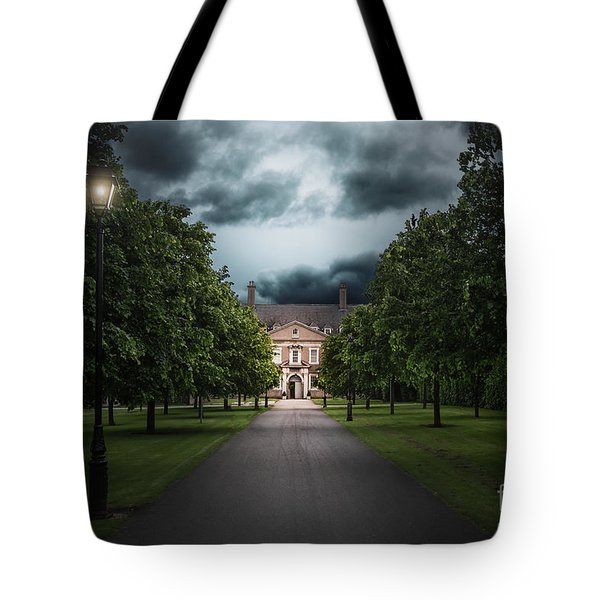 Realm Of Darkness Tote Bag