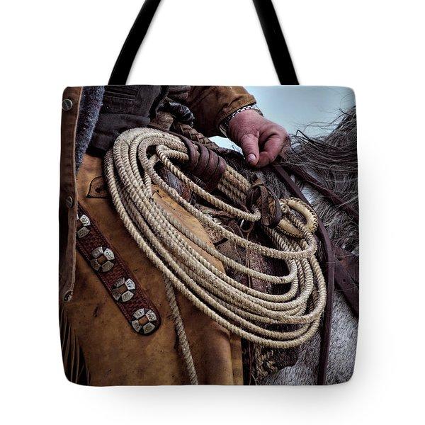 Reata Tote Bag