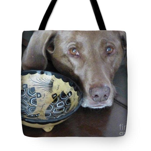 Tote Bag featuring the photograph Reba by Rosanne Licciardi