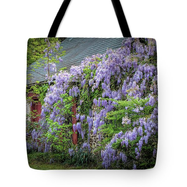 Reclaimed By Nature Tote Bag