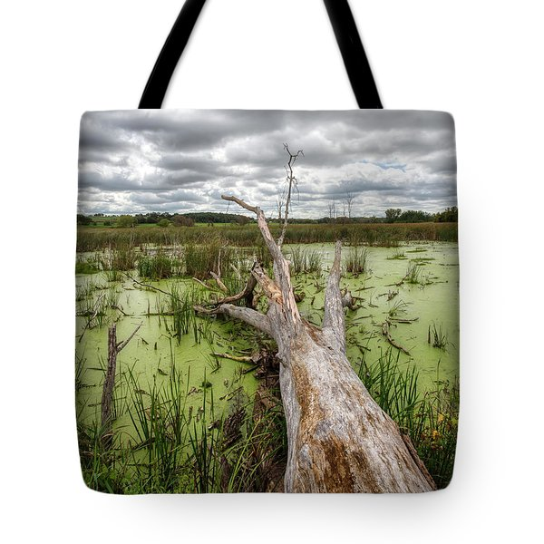 Reclamation Tote Bag