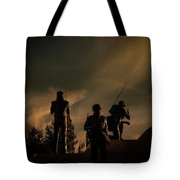 Reconciliation Tote Bag