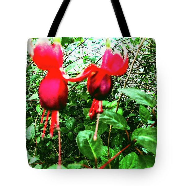 Red Candies Tote Bag