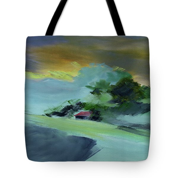 Red House New Tote Bag