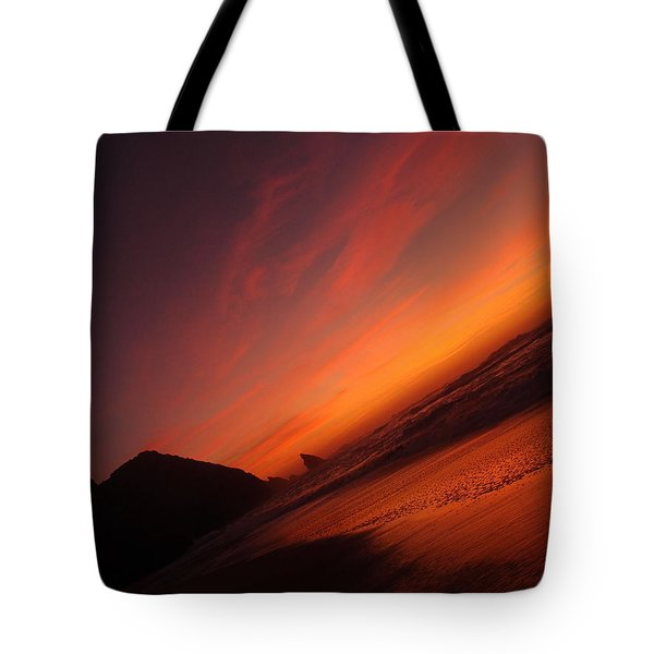 Red Light District Tote Bag
