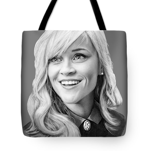 Reese Witherspoon Drawing Tote Bag
