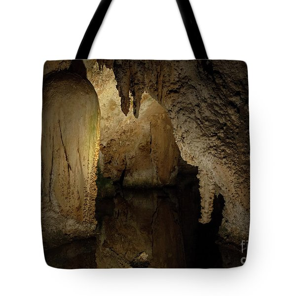 Reflections From The Deep Tote Bag