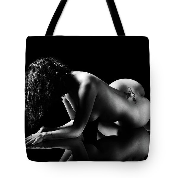 Reflections Of D'nell 2 Tote Bag