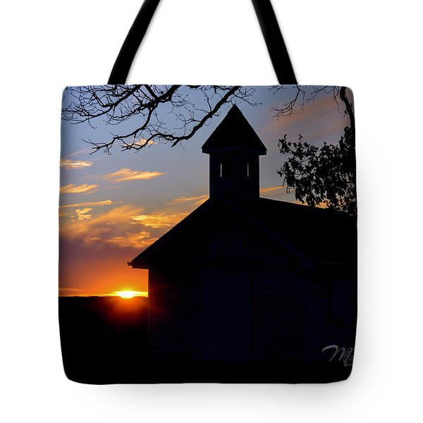 Reflections Of God Tote Bag