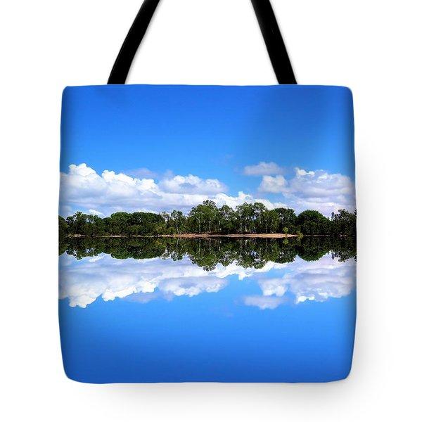 Reflective Lake Patricia Tote Bag