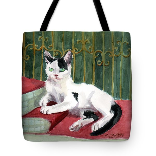 Regal Deano Tote Bag