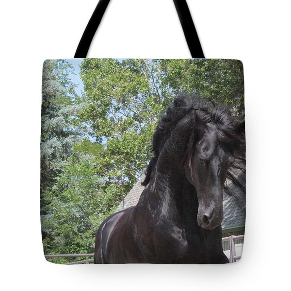 Regal Power Tote Bag