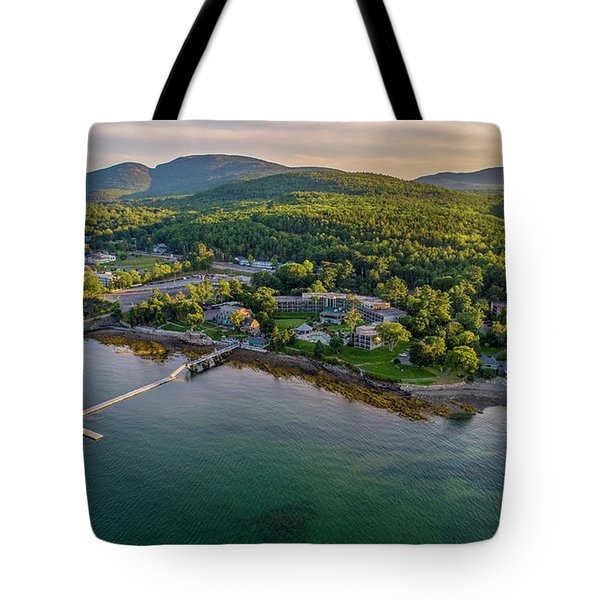 Tote Bag featuring the photograph Regent Views by Michael Hughes