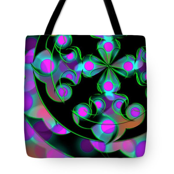Tote Bag featuring the digital art Religion by Vitaly Mishurovsky