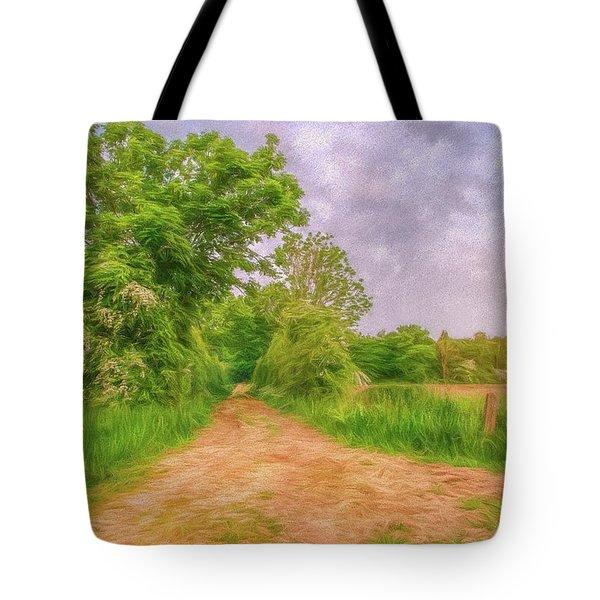 Remember Summer 4 Tote Bag