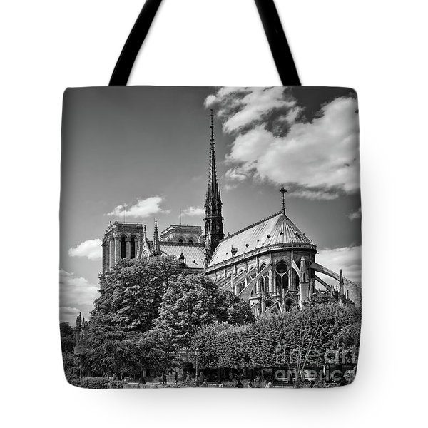 Remembering Notre Dame Tote Bag