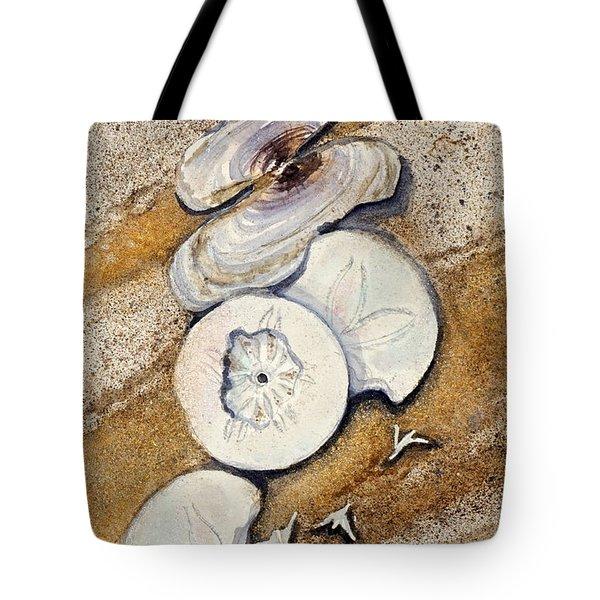 Remnants Tote Bag
