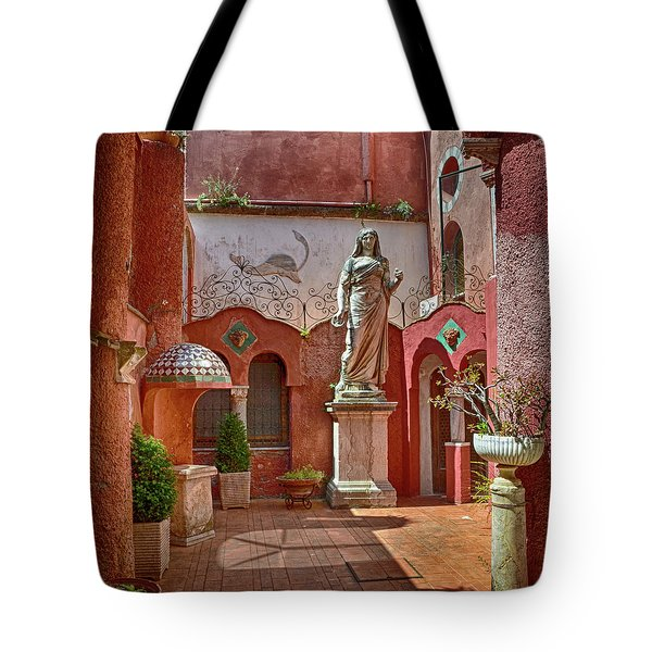 Resplendent Italy Tote Bag