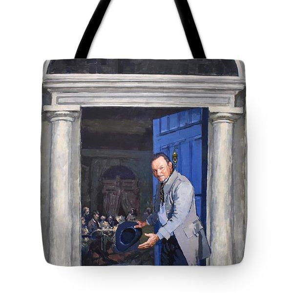 Restaurant Commission Job 2 Tote Bag