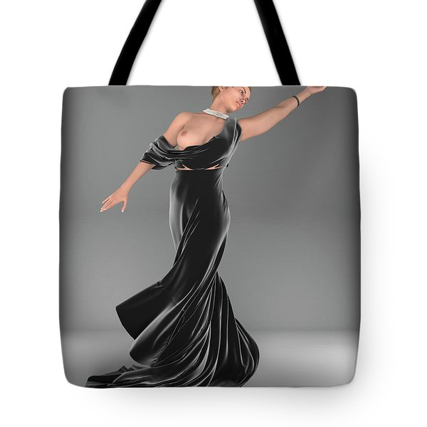 Revealing Fashion Tote Bag