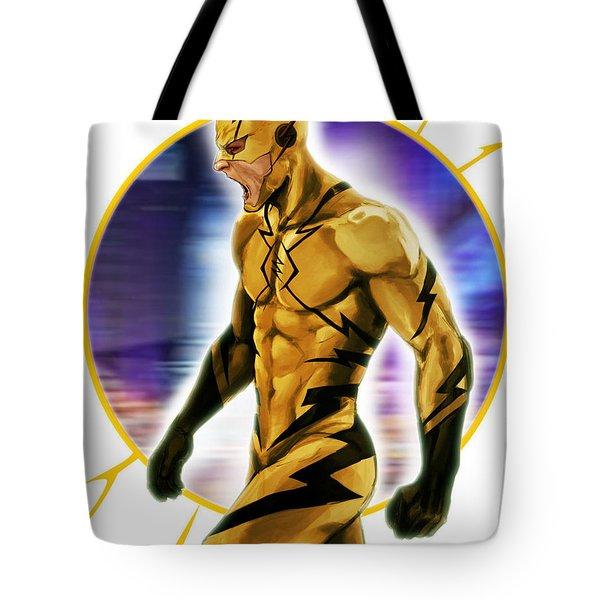 Reverse Flash Tote Bag
