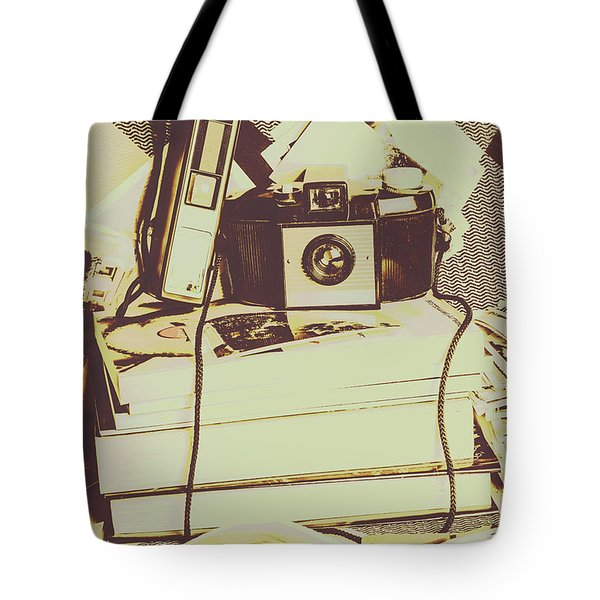 Revisited Tote Bag