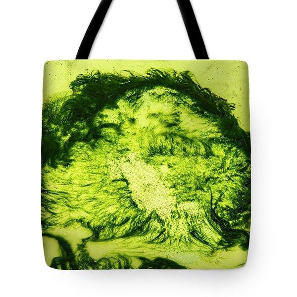 Rhapsody In Green Tote Bag