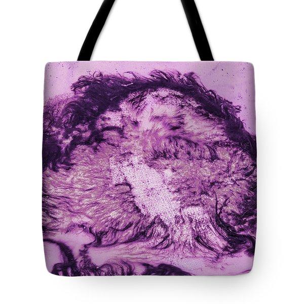Rhapsody In Purple Tote Bag