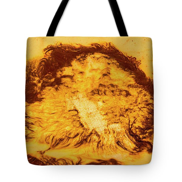 Rhapsody In Yellow Tote Bag