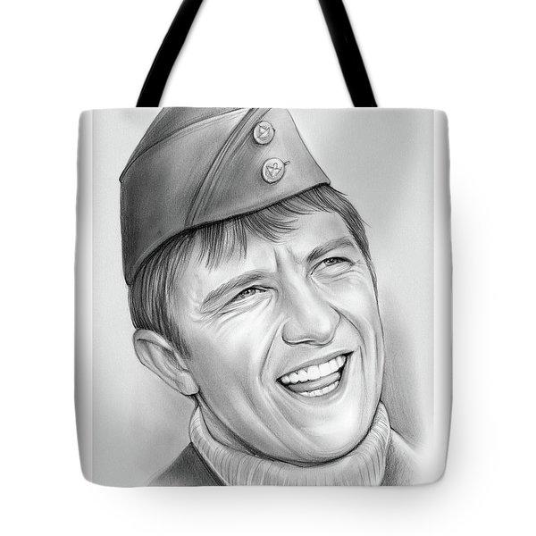 Richard Dawson Tote Bag