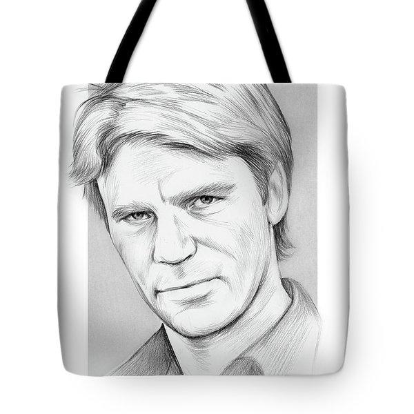 Richard Dean Anderson Tote Bag