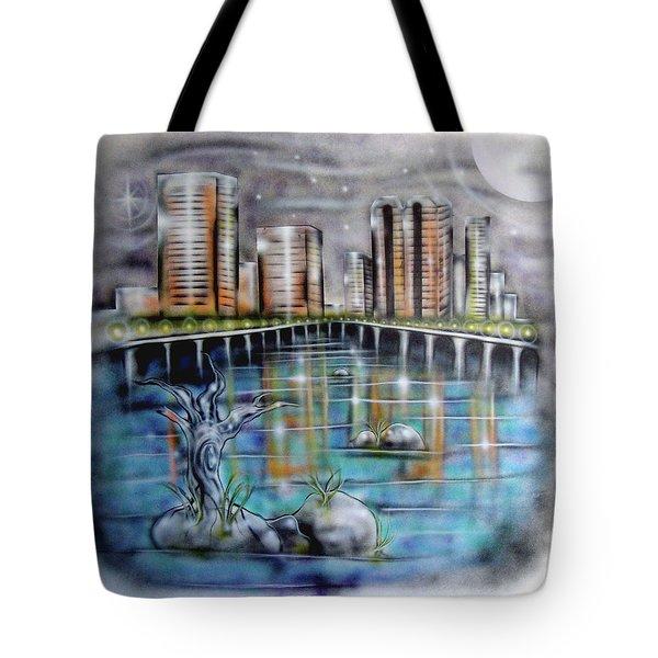 Richmond Va Tote Bag