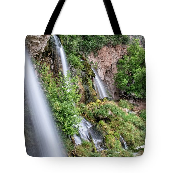 Rifle Falls Tote Bag