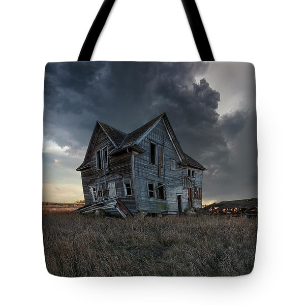 Tote Bag featuring the photograph Right Where It Belongs by Aaron J Groen