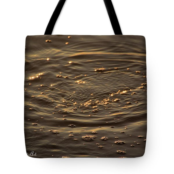 Tote Bag featuring the photograph Ripple by Buddy Scott