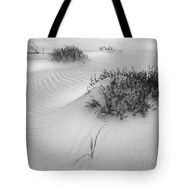 Tote Bag featuring the photograph Ripples, Crane Beach Ipswich Ma. by Michael Hubley