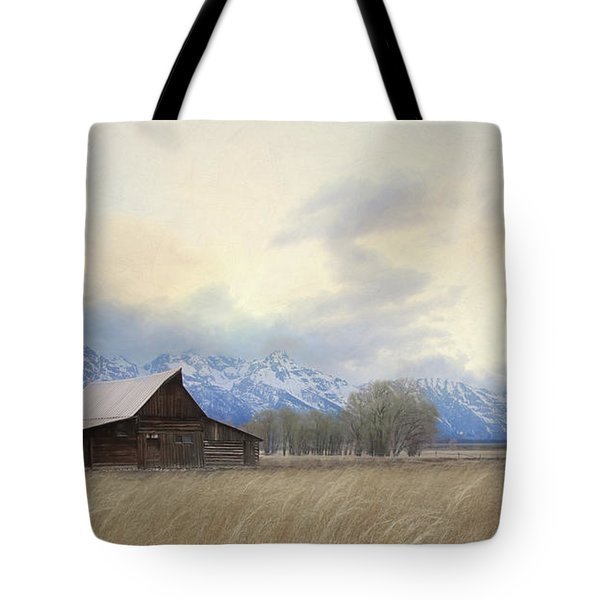 Rise Above It All Tote Bag